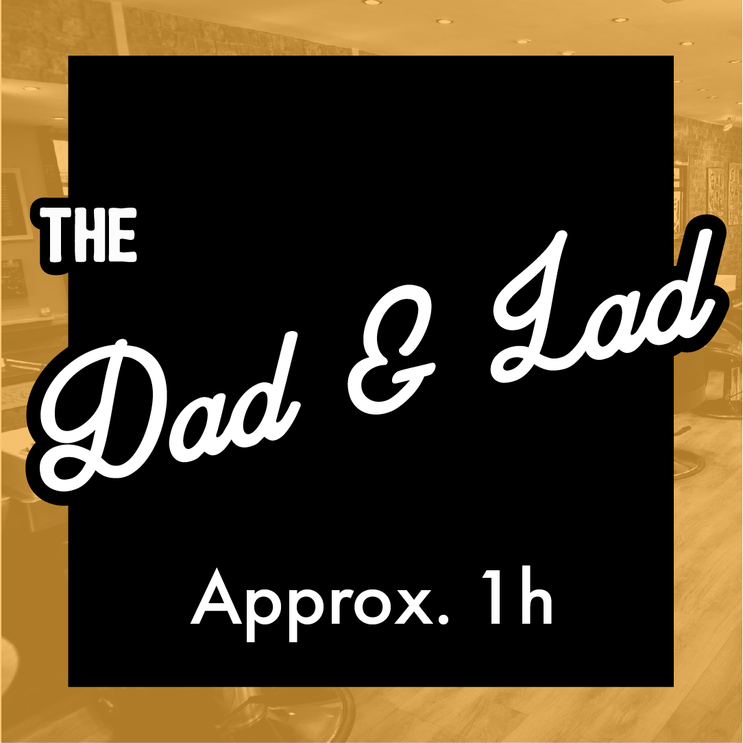 Dad & Lad