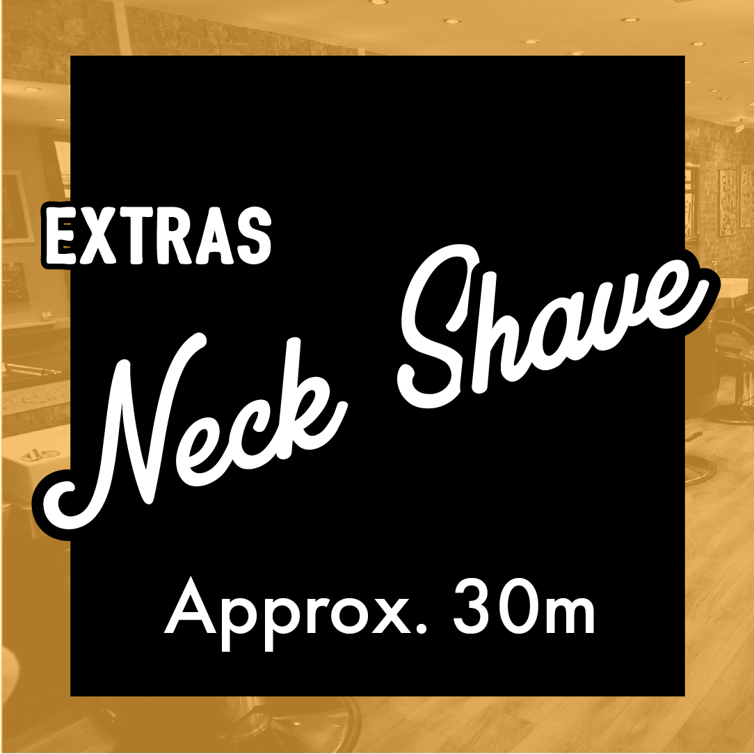 Neck Shave