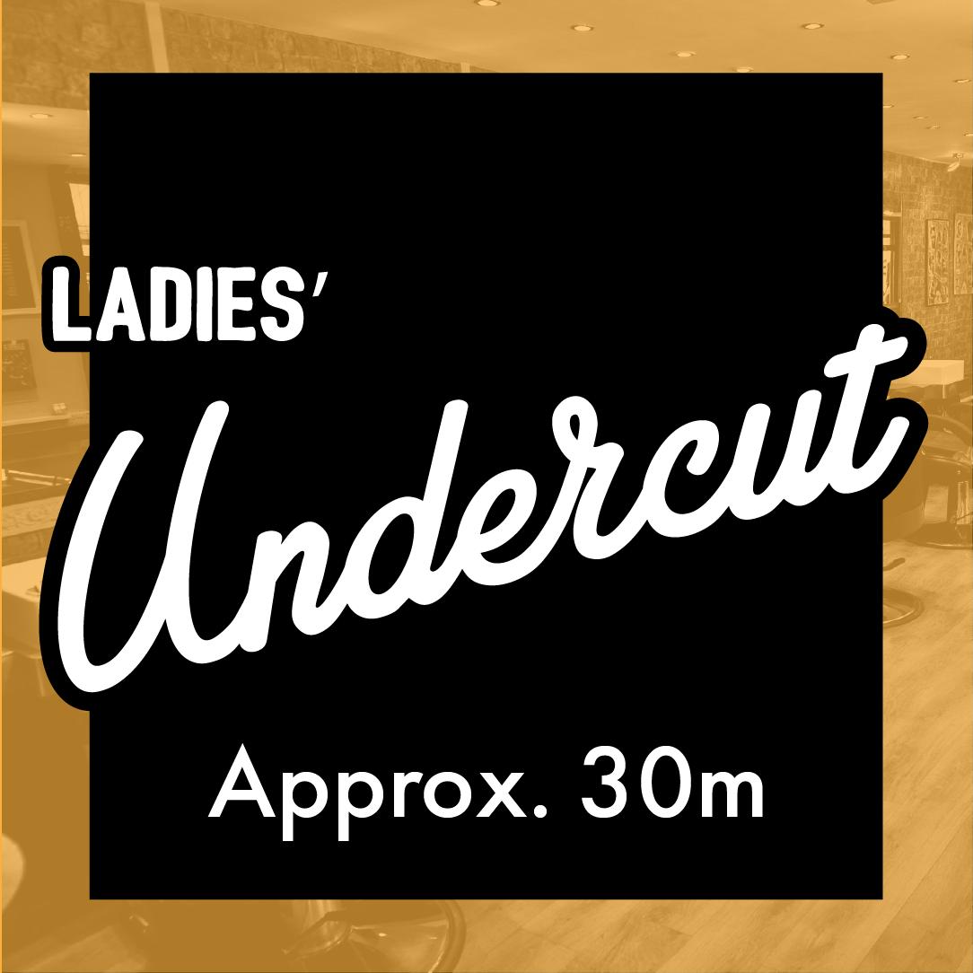 Ladies' Undercut