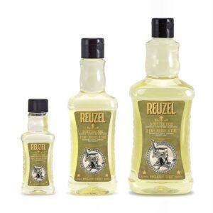 Reuzel 3 In 1 Tea Tree Shampoo